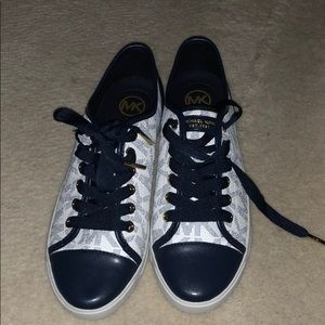 Michael Kors boutique sneakers NEW-NO BAG OR BOX